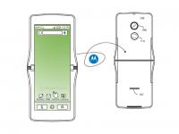 Motorola pregătește succesorul modelului RAZR. Telefonul va avea ecran pliabil