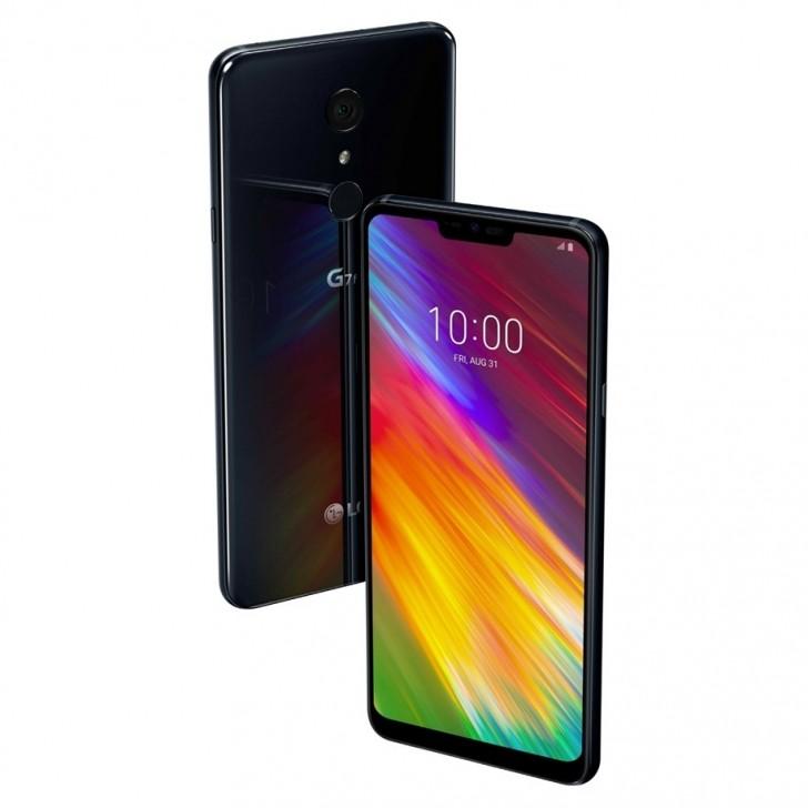 LG a prezentat două versiuni mai ieftine ale vârfului de gamă G7 ThinQ