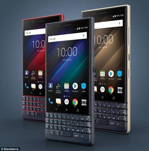 Noul BlackBerry Key2 LE, lansat la IFA Berlin. Revenirea smartphone-ului cu tastatură