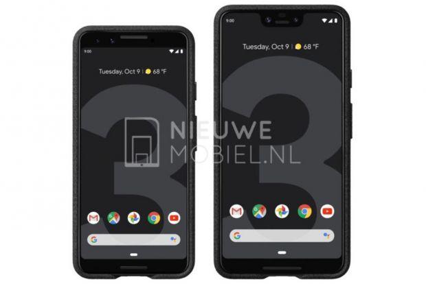 Primele imagini oficiale cu Google Pixel 3 și Pixel 3 XL. Ce specificații va avea telefonul considerat rivalul iPhone X