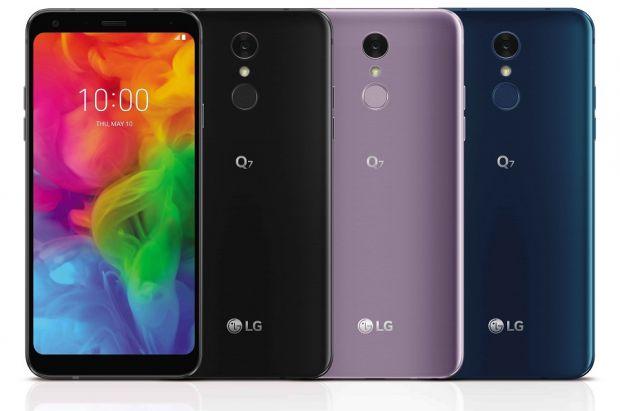 LG Q7 este disponibil în România. Cât costă noul smartphone mid-range