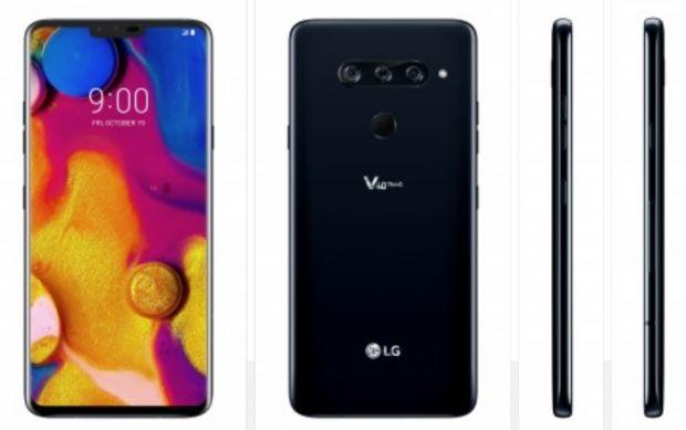 LG a lansat noul flagship V40 ThinQ. Telefonul are cinci camere foto