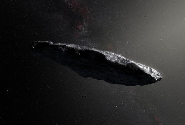 Obiectul ciudat despre care experții de la Harvard spun că ar putea fi o sondă extraterestră trimisă să studieze Pământul