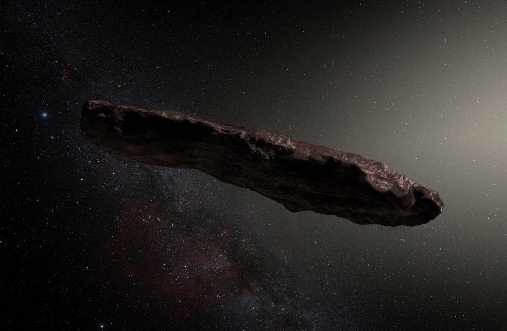 Reacția experților, după ce doi cercetători au spus că asteroidul Oumuamua ar fi o navă extraterestră