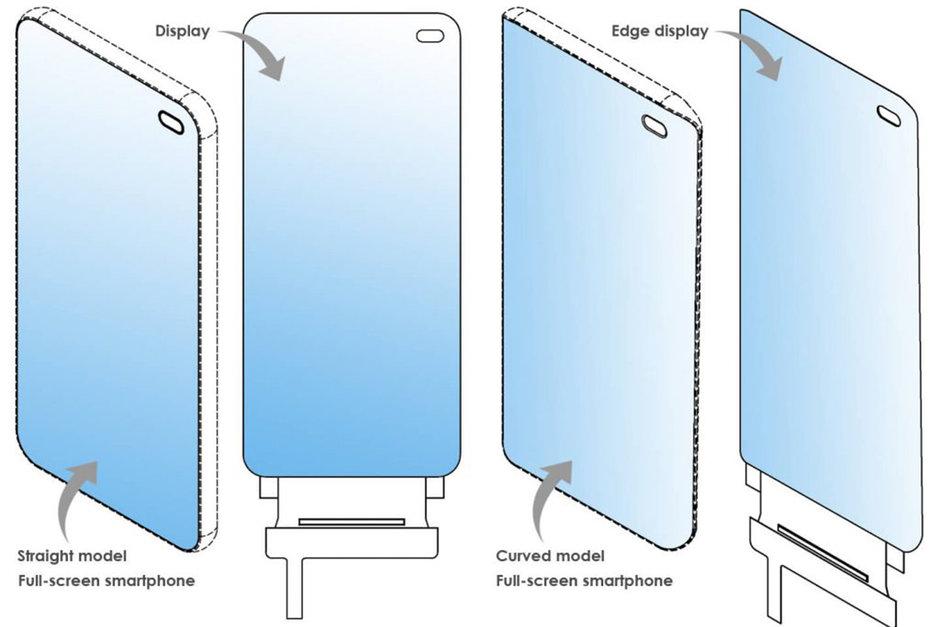 LG pregătește un smartphone cu cameră foto în spatele ecranului