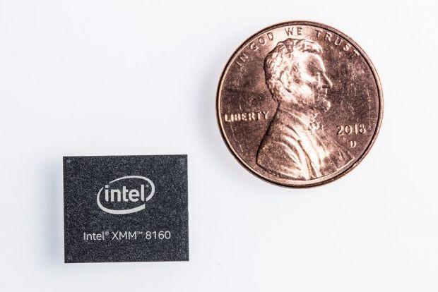 Intel a anunțat când va lansa primul modem 5G pentru smartphone