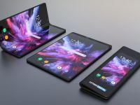 Randări cu Samsung Galaxy F, primul smartphone care va avea Infinity Flex Display