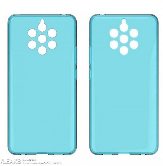 Cum va arăta primul smartphone Nokia cu cinci camere foto? Aceasta ar putea fi carcasa
