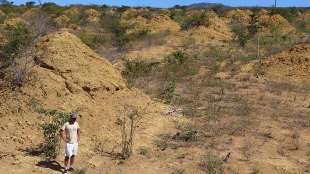 Descoperire extraordinară. Construcția ridicată în 4000 de ani are dimensiunea Marii Britanii
