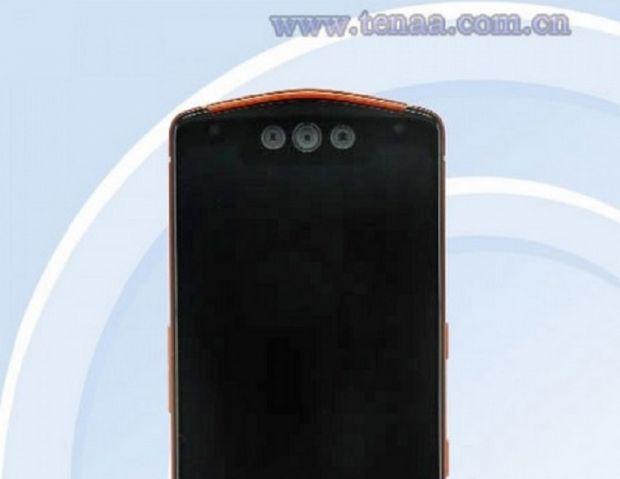 Un producător din China va lansa primul smartphone cu cameră frontală triplă