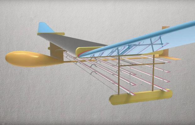 Premieră istorică: primul avion propulsat cu ioni! Zboară silențios și nu are nevoie de motor