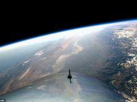 Primul avion cu oameni la bord al Virgin Galactic a ajuns la limita spațiului cosmic. Începe era turismului spațial