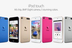 Apple ar putea lansa o nouă versiune iPod touch