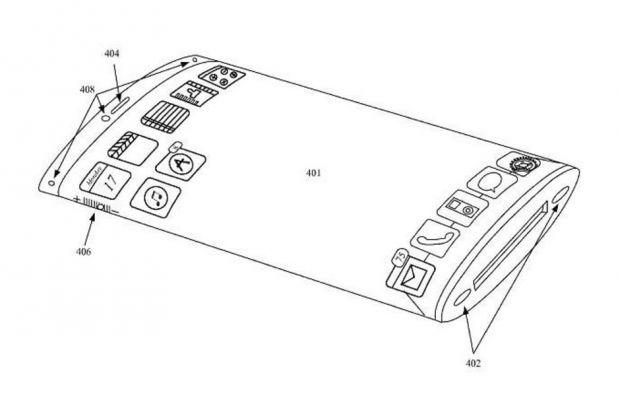 Cum va arăta telefonul pliabil produs de Apple? Conceptul este complet diferit de cel folosit de Samsung