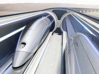 Un tren ultrarapid Hyperloop va circula de anul viitor în Emiratele Arabe Unite