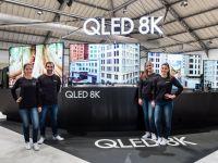 Samsung prezintă noua gamă completă de televizoare QLED 2019