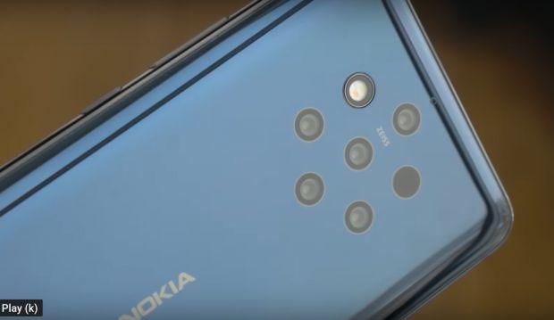 HMD Global a prezentat oficial Nokia 9 PureView, primul telefon cu 5 camere foto pe spate