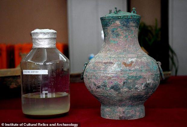 bdquo;Elixirul Nemuririi , descoperit într-un vas chinezesc de acum 2.000 de ani. Ce conține