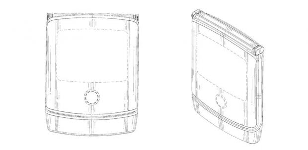 Funcții unice pentru noul Motorola RAZR. Cum va funcționa ecranul secundar