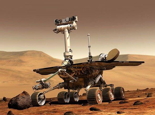 Ultimele imagini surprinse pe Marte de roverul Opportunity. Surpriză uriașă pentru NASA