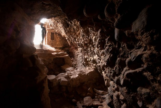 Descoperire surprinzătoare pe locul anticului oraș Sodoma. Ce-au găsit în adâncuri
