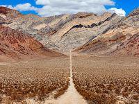 Imagini spectaculoase: un lac misterios s-a format în Valea Morții, cel mai secetos loc din SUA