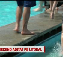 Copil de 4 ani salvat în ultima clipă din piscina unui complex din Venus