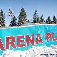 Miniolimpiada de iarna pe Arena Platos. Schi, sanie sau hockey, printre disciplinele sportive care se pot practica