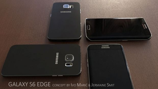 Samsung Galaxy S6 si S6 Edge arata superb! Un nou concept 3D spectaculos a aparut pe Internet! VIDEO